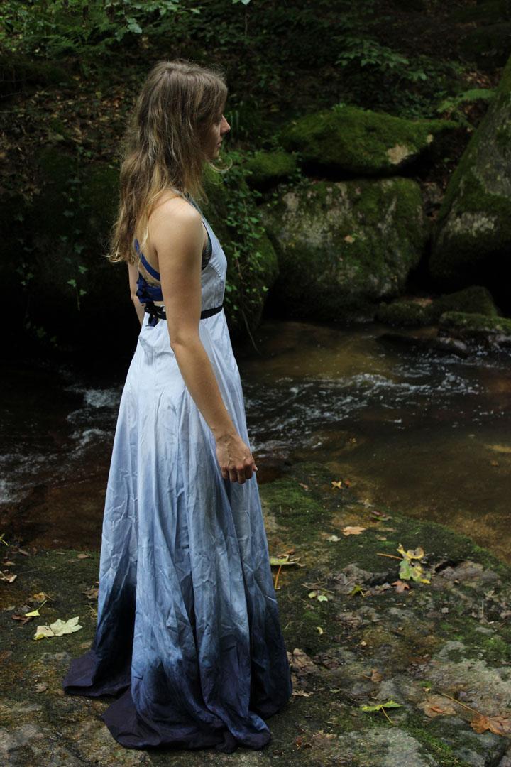 Wasserkleid 04 - Fotografin: Sophie Alasti