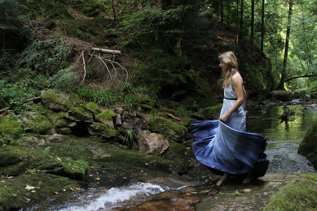 Wasserkleid 15 - Fotografin: Sophie Alasti
