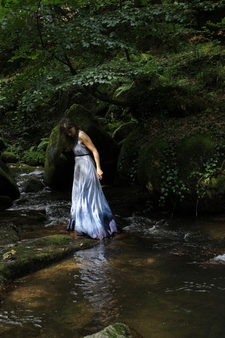 Wasserkleid 12 - Fotografin: Sophie Alasti