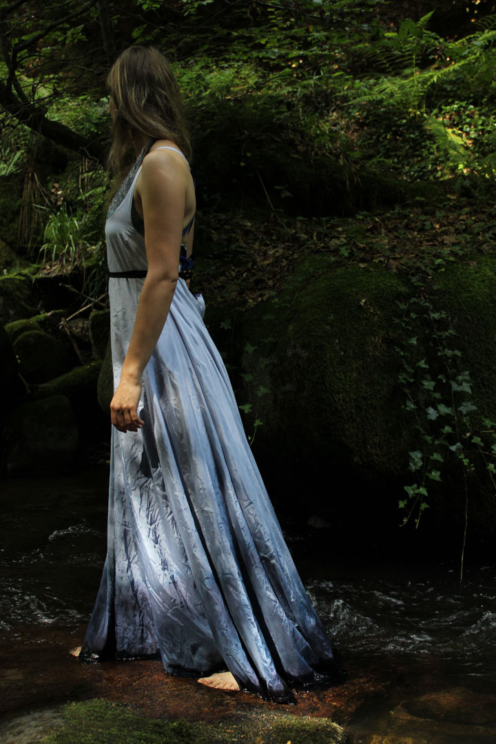 Wasserkleid 10 - Fotografin: Sophie Alasti