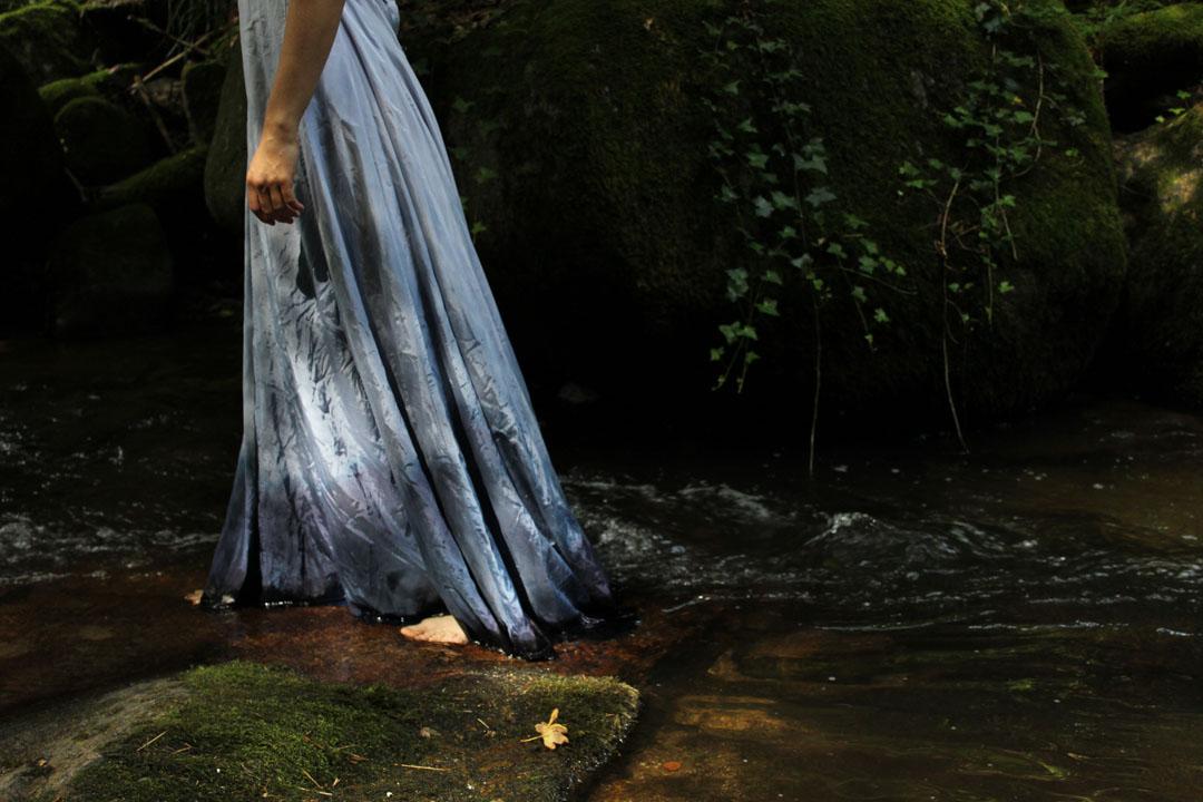 Wasserkleid 11 - Fotografin: Sophie Alasti