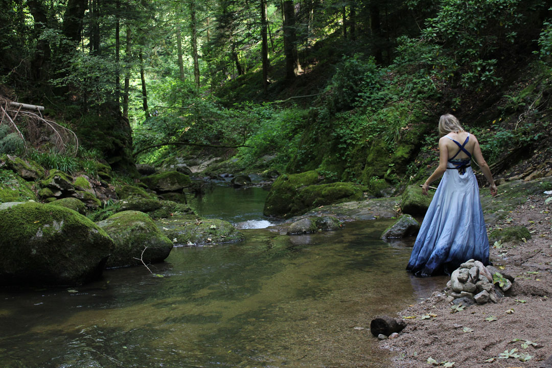 Wasserkleid 21 - Fotografin: Sophie Alasti