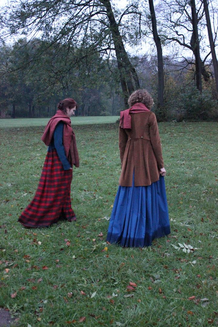 Jane Austen 02 - Fotografin: Sophie Alasti