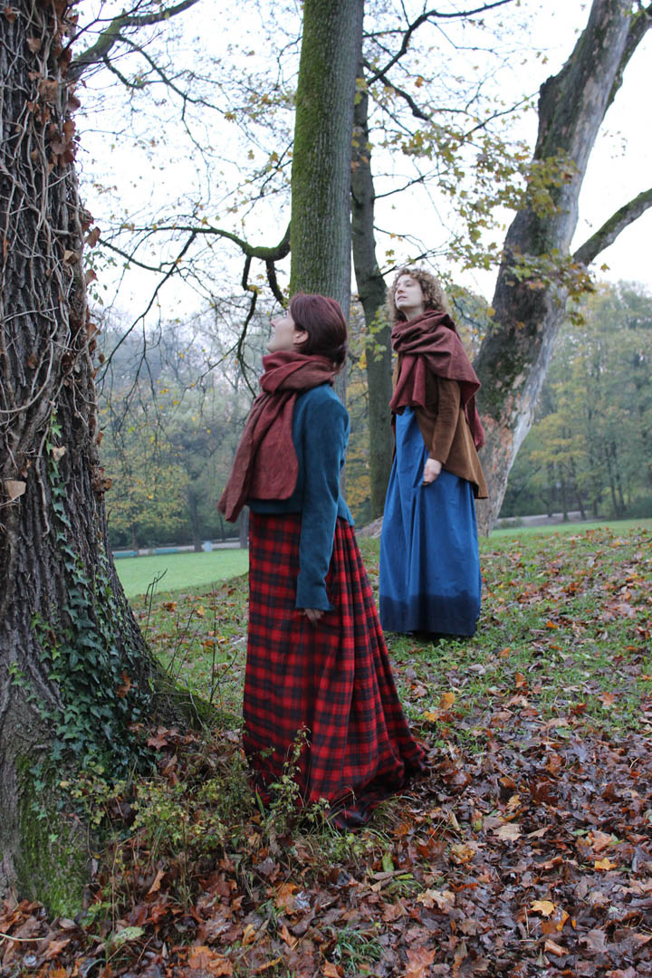 Jane Austen 13 - Fotografin: Sophie Alasti