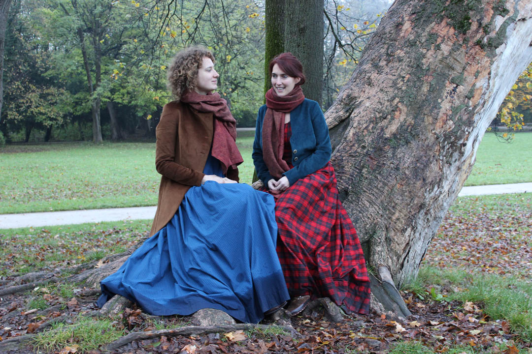 Jane Austen 16 - Fotografin: Sophie Alasti